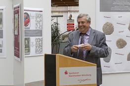 Schirmherr und Ehrenmitglied Herr Bürgermeister Koch aus Eibelstadt