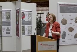 Referentin und Ehrenmitglied Wissenschaftshistorikerin Frau Prof. Dr. Alix Cooper von der New York State University